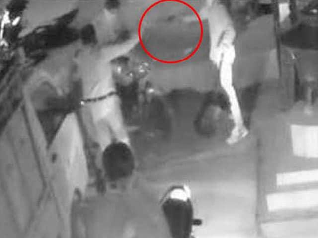 Businessman, Family Shot Dead In UP's Sitapur, Triple Murder On CCTV