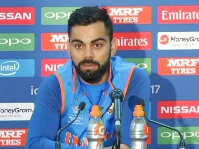 Sri Lanka Have Done Well In ICC Tournaments: Virat Kohli