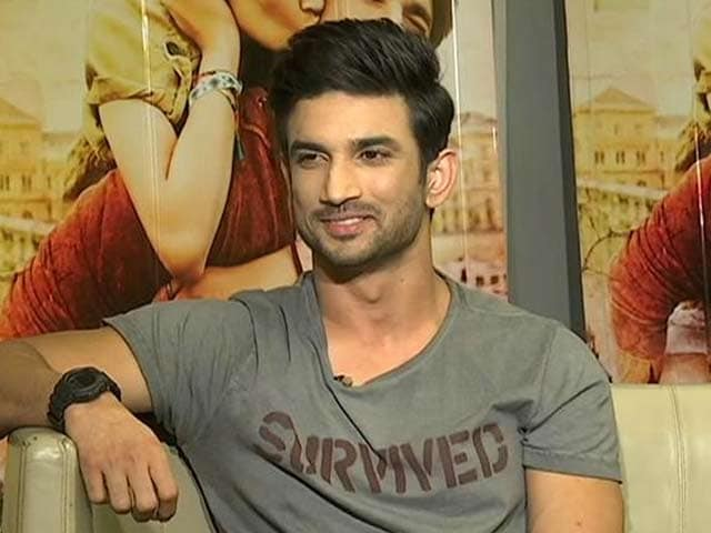 Sushant Singh Rajput On Working With Sara Ali Khan