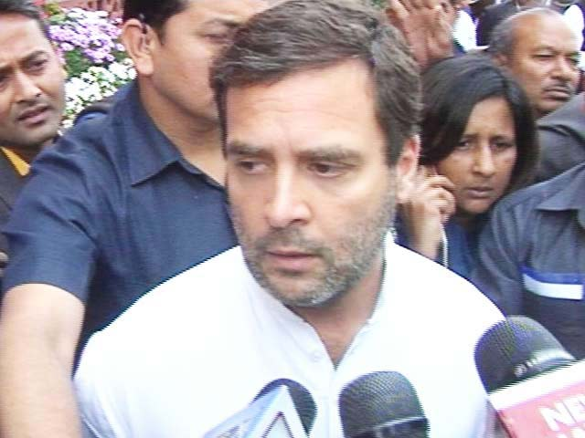 Video : Amid Raging Farmer Protests, Rahul Gandhi Heads To Mandsaur