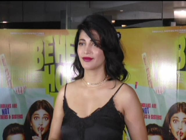 Video : Team <i>Behen Hogi Teri</i> Watched The Film Together
