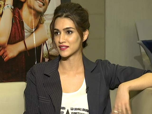 Kriti Sanon On What's Common Between Raabta And Magadheera