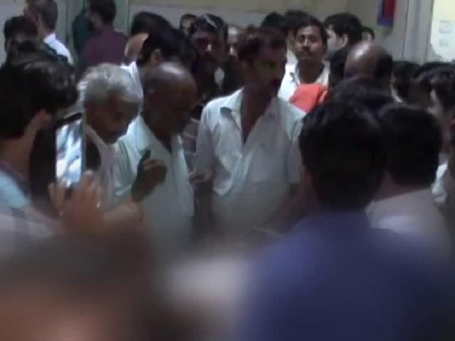 Video : Jeweller Shot Dead By Bikers In Mainpuri In UP's Sixth Killing In Weeks