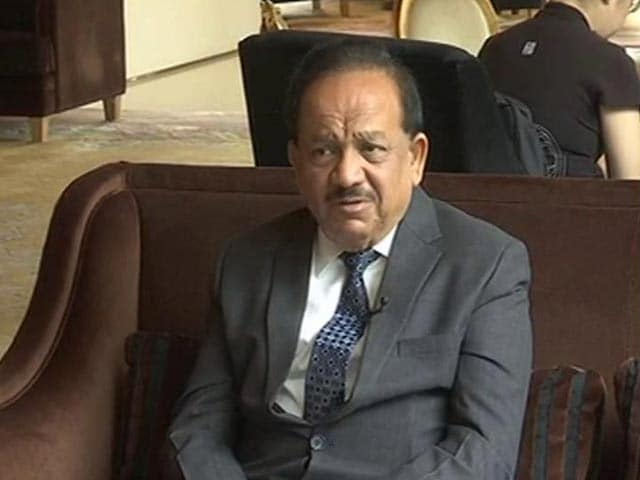 Video : Cattle Rules Not Prestige Issue For Us, Can Amend, Says Harsh Vardhan