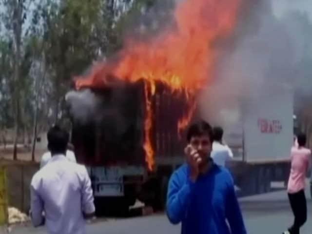 Video : बड़ी ख़बर : मध्य प्रदेश में हिंसा भड़काने के पीछे कांग्रेस का हाथ?