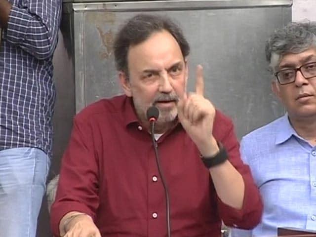 Video : Good Evening इंडिया : नेता बिना आग के भी धुआं पैदा कर सकते हैं : डॉ. प्रणय रॉय
