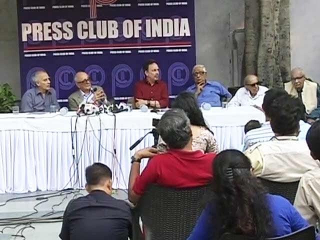 Video : MoJo: प्रेस की आज़ादी के लिए प्रेस क्लब में जुटे मीडिया के दिग्गज