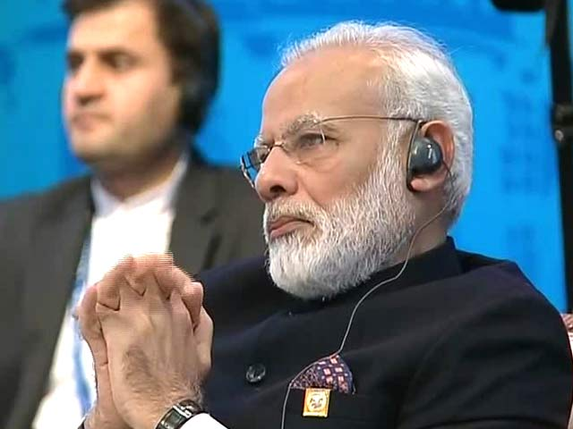 Video : In Astana, PM Modi Delivers A Message To China, Pakistan