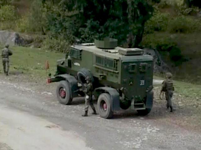 Videos : जम्मू-कश्मीर : उड़ी सेक्टर में घुसपैठ की कोशिश नाकाम, 5 आतंकी मारे गए