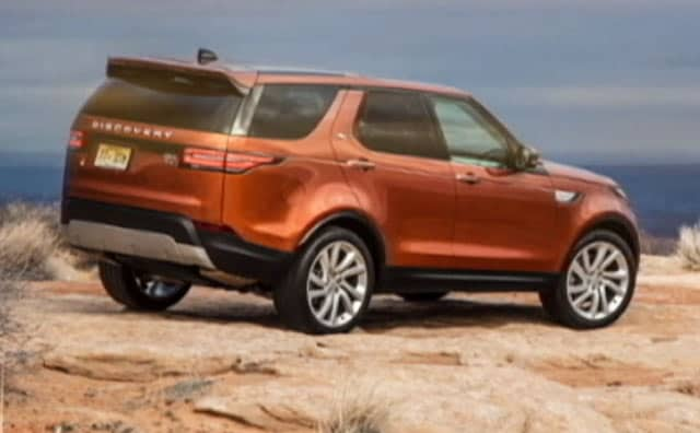 Video : The Car And Bike Show Exclusive: New Land Rover Discovery Review