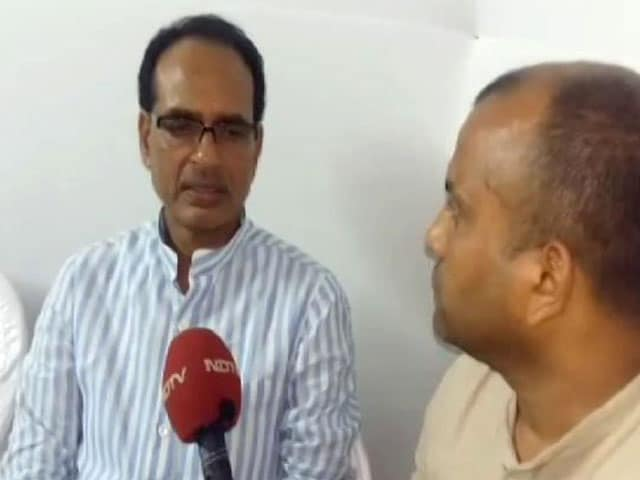 Video : 'Farmers' Families Said I Don't Need To Fast': Shivraj Chouhan to NDTV