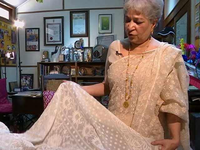 Video : <i>Chikankaari</i> - A Lucknow Legacy