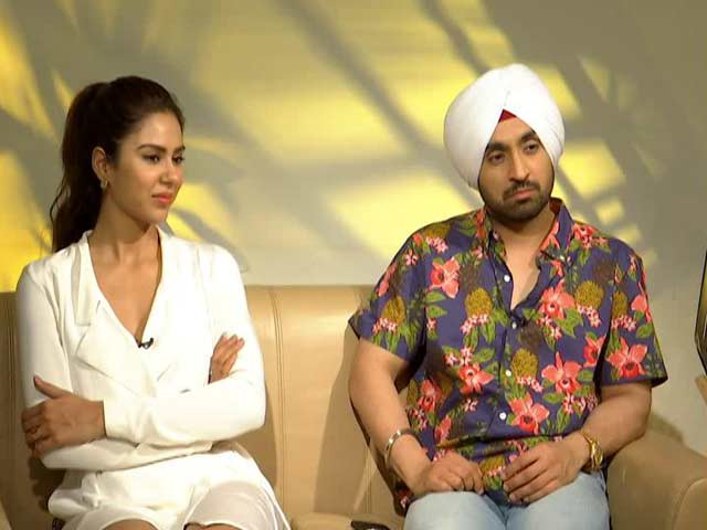 Video : Santa Jokes No Laughing Matter, Says Diljit Dosanjh