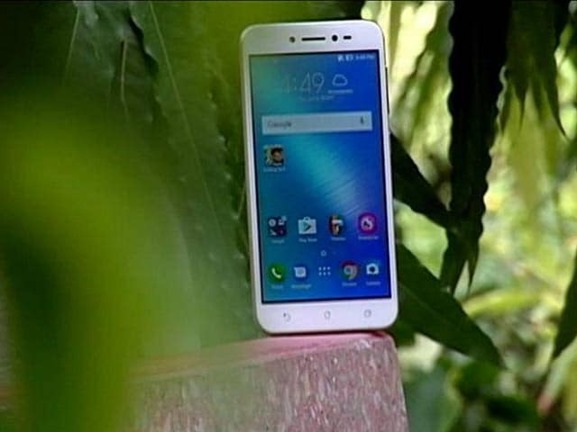 Video : Asus' 'Beauty'-Ful Phone