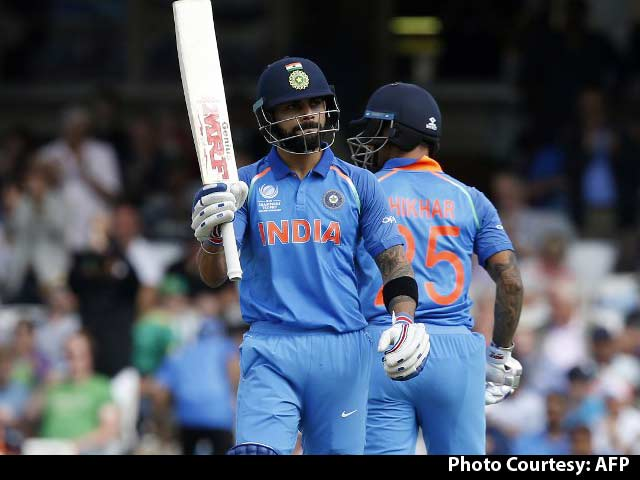 Video : India Decimate South Africa To March Into Semi-Finals