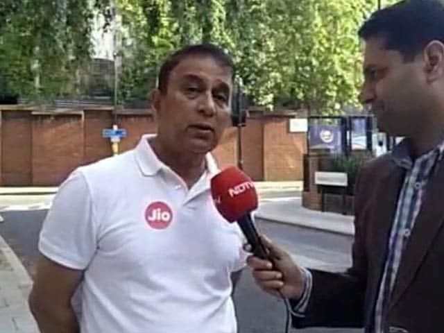 Videos : टीम इंडिया सेमीफाइनल में पहुंची, सुनील गावस्कर ने कहा-गेंदबाजों ने दिलवाई जीत
