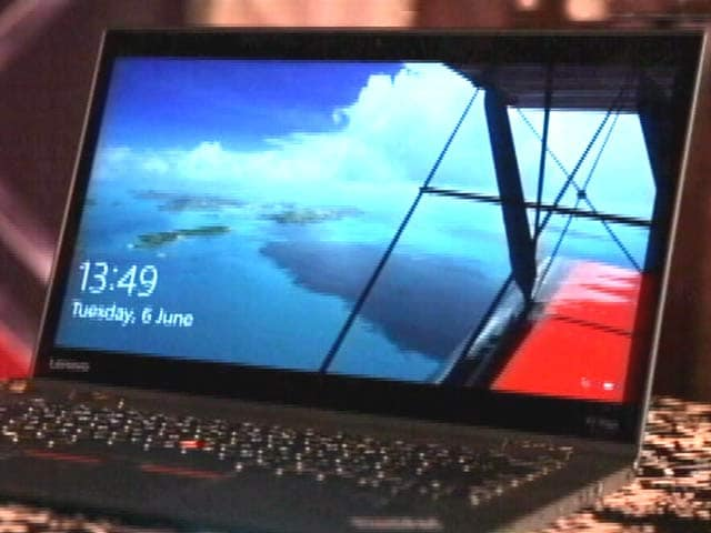 Think Big With Lenovo