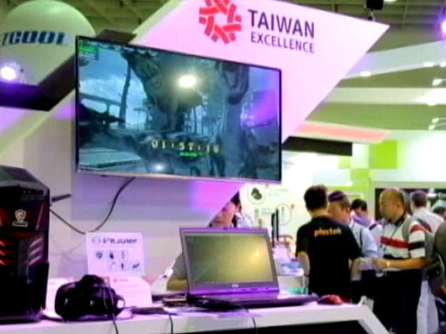 Tech Trends at Computex 2017