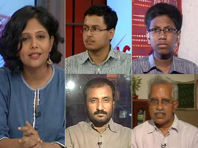 Video : IIT Toppers Share Their Secrets