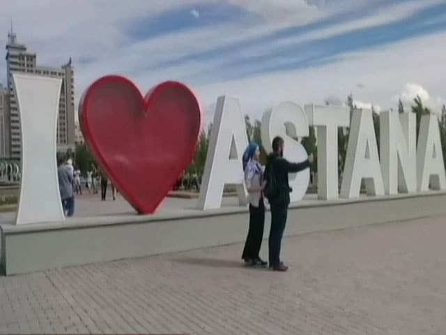 Videos : इशिम नदी के किनारे बसा बेहद खूबसूरत शहर है 'अस्ताना'