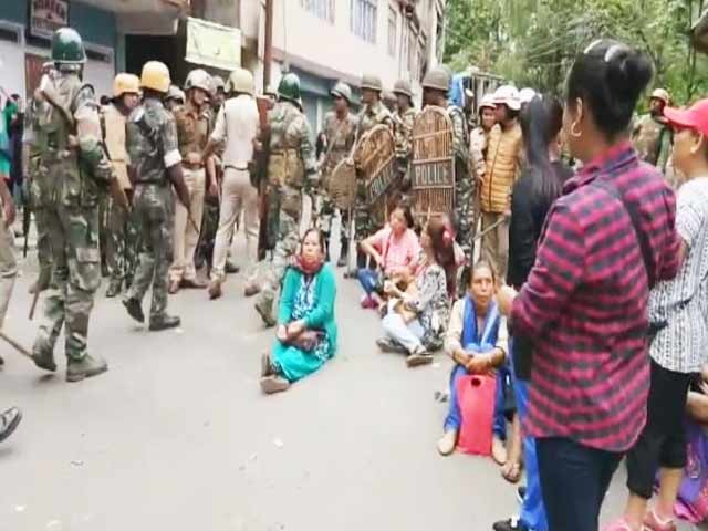 Video : Darjeeling Stir Spreads, Trade Unions Join Hands With Gorkhas