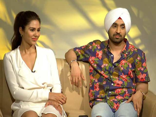 Diljit Dosanjh Talks About His Film Super Singh