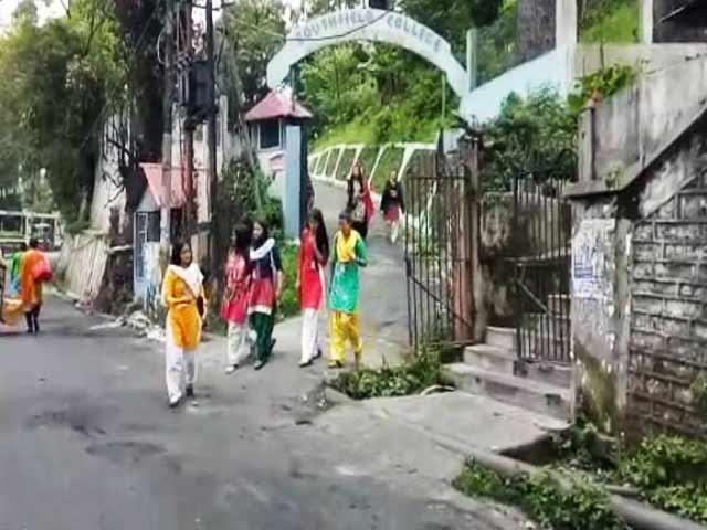 Videos : बांग्ला भाषा को लेकर तनाव के बाद दार्जीलिंग में शांति