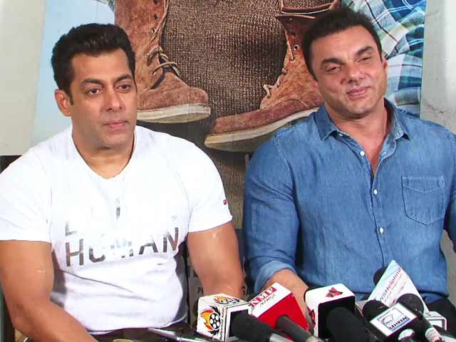 Salman Khan Says Sohail Is A Better Director Than Arbaaz