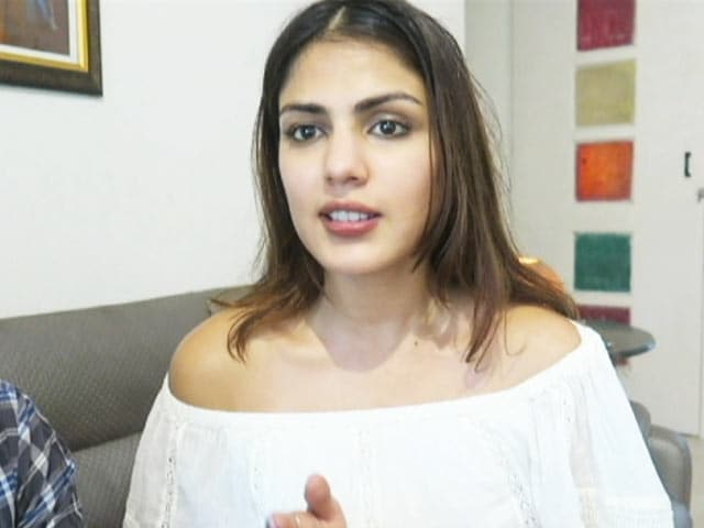 Rhea Chakraborty On Bank Chor and Her Love For Shah Rukh Khan