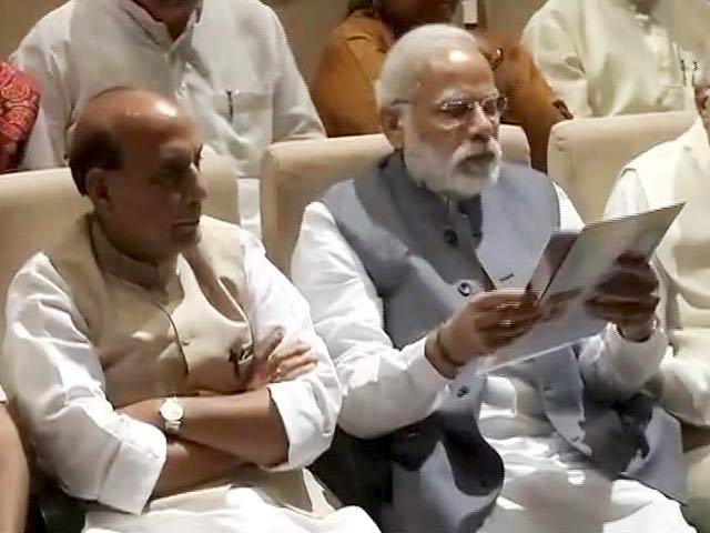 Video : राष्ट्रपति चुनाव : बीजेपी की कमेटी शुक्रवार को सोनिया गांधी से करेगी मुलाकात