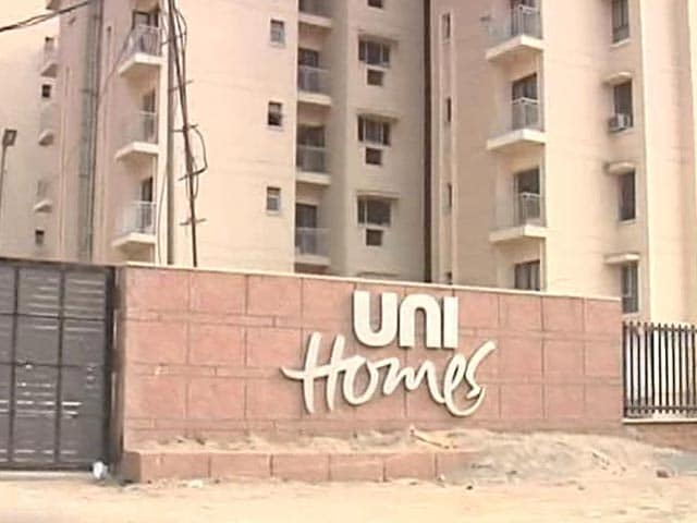 Video : Unitech Home Buyers Still Facing Difficulty