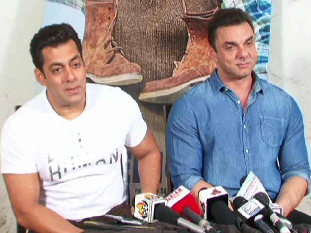 Video : Salman Khan At <i>Tubelight</i> Promotions: Those Who Order Wars Should Go On Border And Fight