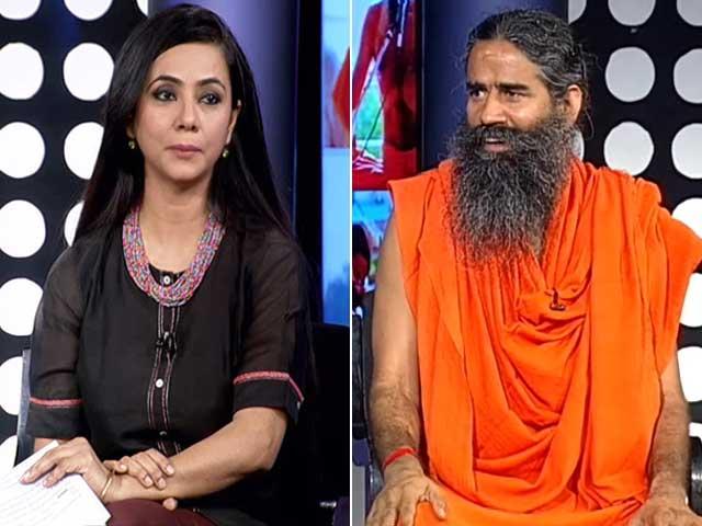 Videos : हम लोग : लाखों-करोड़ों लोग एक साथ योग करते हैं तो अच्छा लगता है - रामदेव
