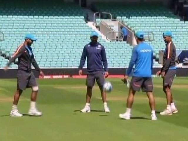 Videos : भारत चौथी बार चैंपियंस ट्रॉफी के फाइनल में पहुंचा, पाकिस्तान से होगा 'महामुकाबला'