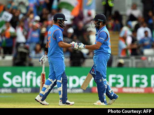 Video : Champions Trophy: India Decimate Bangladesh To Set Up Final Clash vs Pakistan