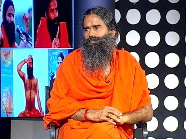 Video : 'What Did I Say Wrong?' Yoga Guru Ramdev Defends 'Beheading' Remarks