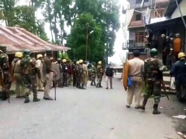 Videos : दार्जीलिंग में तनाव : अलग गोरखालैंड की मांग कर रहे GJM का हंगामा