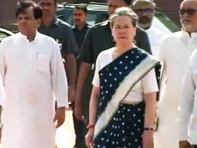 Videos : कौन बनेगा राष्ट्रपति? अमित शाह की टीम की सोनिया गांधी से मुलाकात