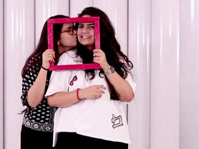 Video : Get The Look Grand Finale: Watch The Fashionable Makeover Of Two Sisters