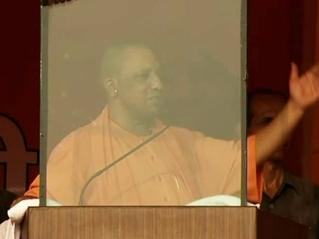 Video : Ramayan, Gita, Not Taj: Yogi Adityanath's Take on Symbols Of India