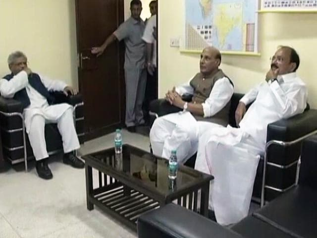 Videos : GOOD EVENING इंडिया : राष्ट्रपति उम्मीदवार पर आम सहमति के लिए हुई बैठक