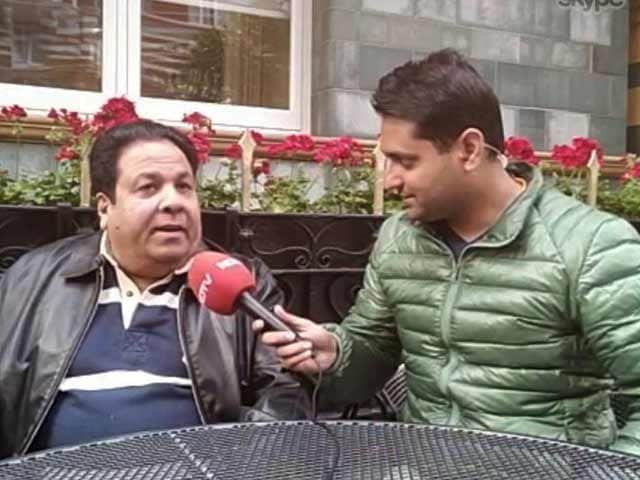 Video : India Have to Play Pakistan in ICC Events: Rajeev Shukla to NDTV