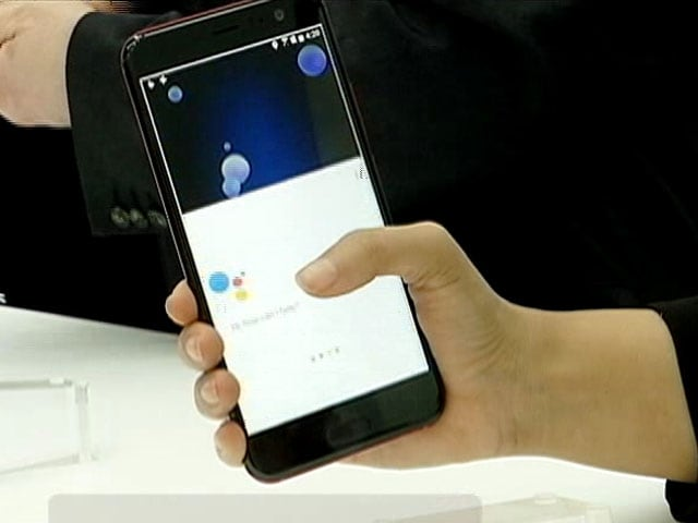 Video : The World's First Squeezable Phone