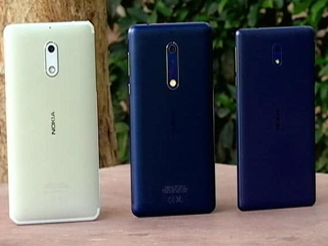 Nokia Returns to India