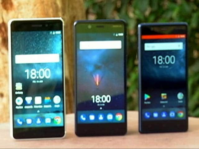 Nokia Ready to Reconnect People