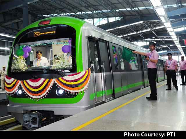 Video : Bengaluru Namma Metro's Entire 42-Kilometre Phase-1 Finally Operational