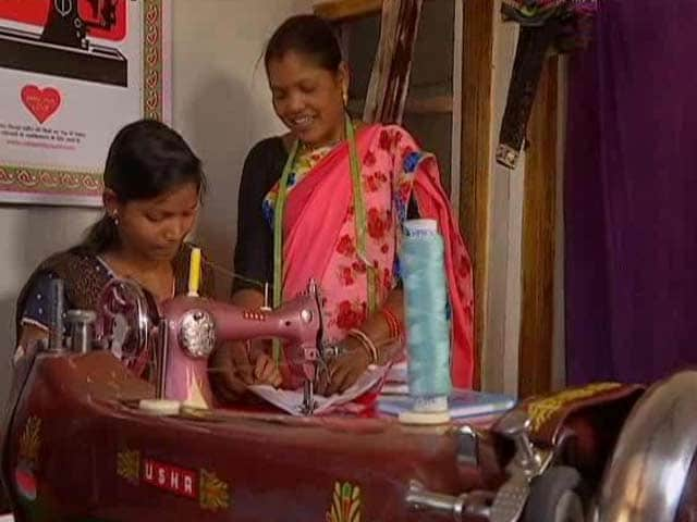 Video : Two Tribal Women Create New Opportunities For Other Women Where None Existed