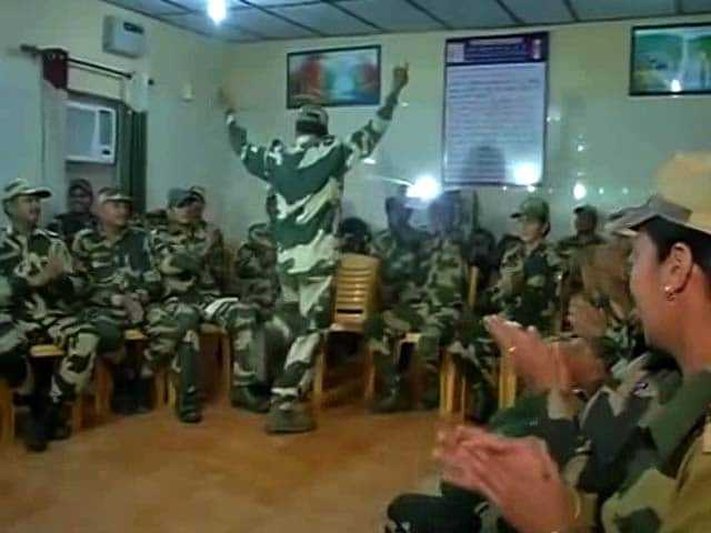Video : India Will Definitely Lift The Title, Say BSF Jawans