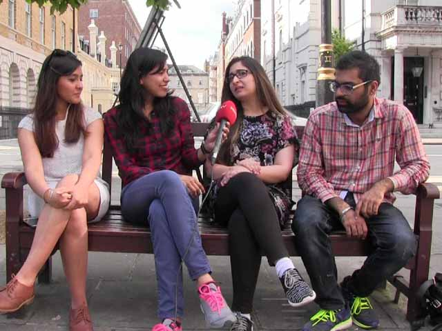 Video : Who Ever Plays Well Will Lift The Trophy, Say Indian Students in UK