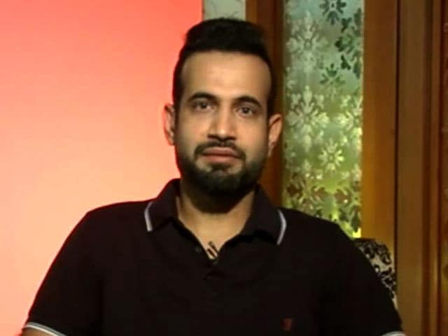 Video : IPL Exposure Has Helped Bowlers In Champions Trophy: Irfan Pathan